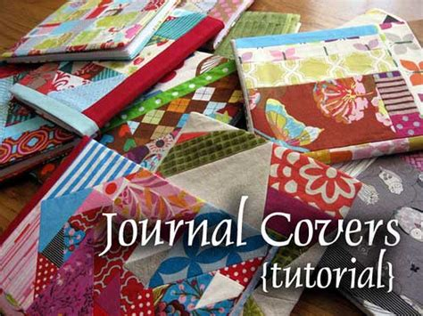 pattern for fabric journal cover 6 free fabric book cover tutorials love to sew