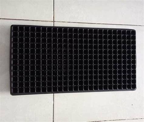 Tray Semai Bandung jual tray semai 288 lubang bibit