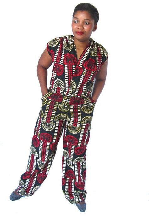 ankara jumpsuit pictures 17 best images about african print clothes on pinterest