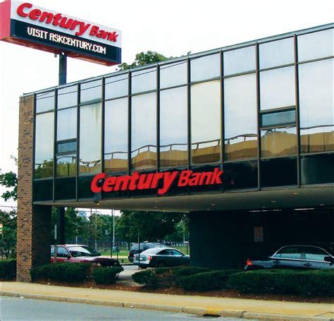 Century Bank Bancos Y Cajas 102 Fellsway West At
