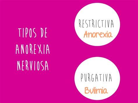 anorexia y bulimia nerviosa htmlrincondelvagocom la anorexia tipos