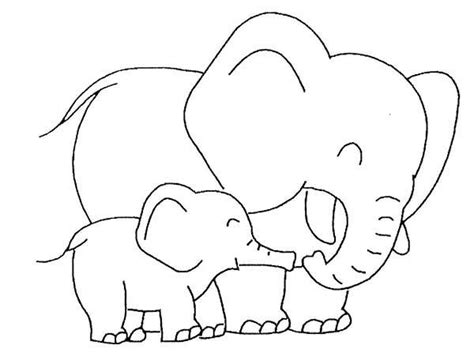 grey elephant coloring pages baby elephant clipart のおすすめアイデア 25 件以上 pinterest 象の