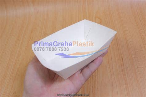 Kertas Ivory Piring Kertas Small Ivory Untuk Kentang Goreng Food