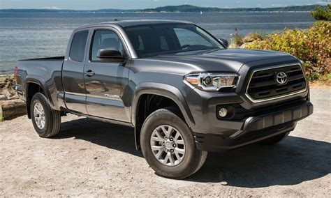 Toyota Tacoma 2016 Specs New 2016 Toyota Tacoma Price Performance Specs Revealed