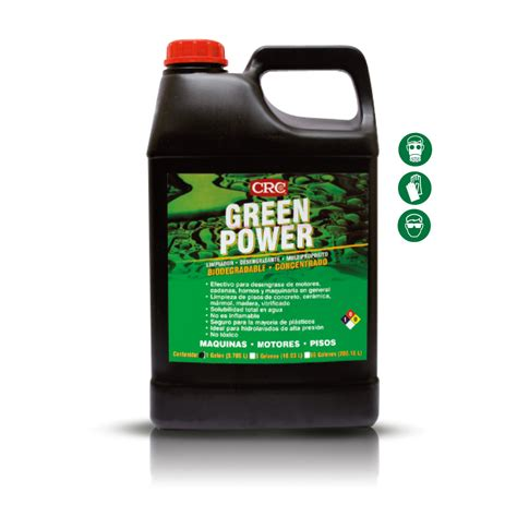 Power Green green power crc industrial