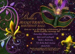 mardi gras party invitations templates cloudinvitation com