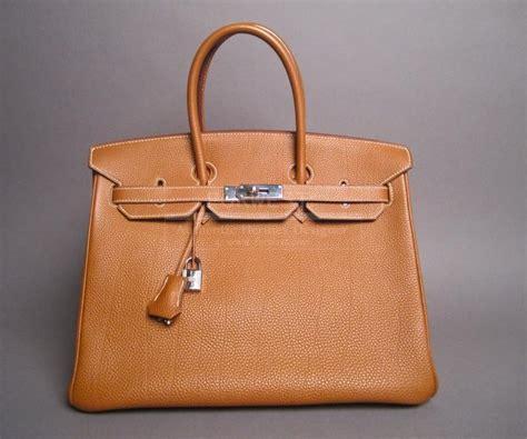 hermess gold lather for hermes gold togo leather birkin 35 cm handbag phw 10250 0000