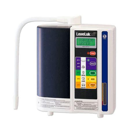 ph dell acqua rubinetto leveluk sd 501 enagic apparecchiatura per la