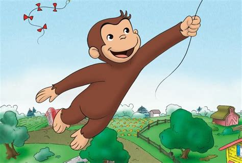 film kartun george monkey 6 characters from kids media with asd the iq journals