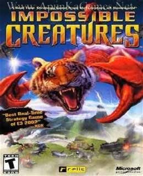impossible game full version free download pc impossible creatures pc game download free full version