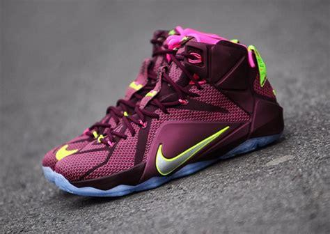 Jual Nike Lebron Xii quot helix quot nike lebron 12 sneakernews