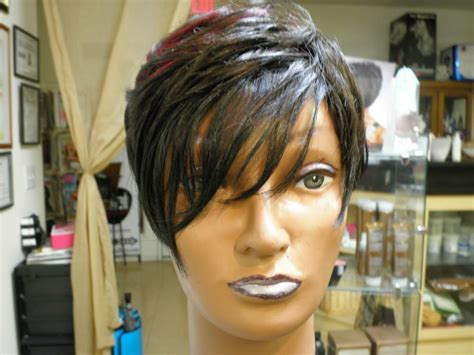 27 piece quick weave short hairstyle 1000 ideas about 27 piece hairstyles on pinterest short