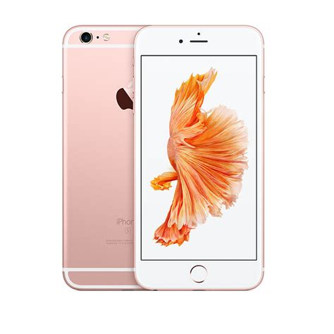 Iphone 6 S 16gb Rosegold refurbished iphone 6s plus 64gb gold apple