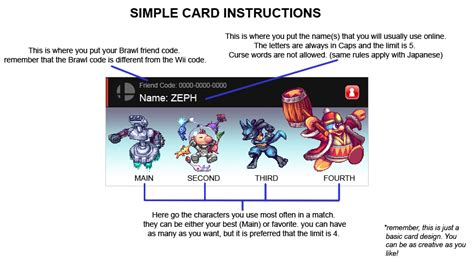 smash intro card template alt smash card template by ssbb tourney club on deviantart