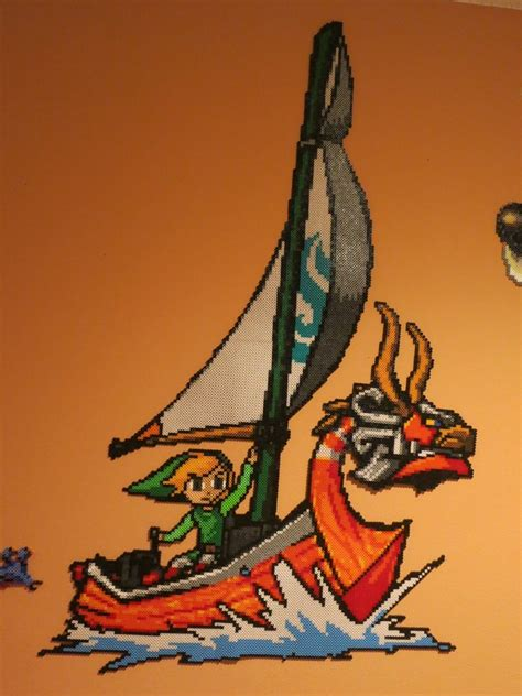 wind waker zelda pattern link the windwaker by wacker00 on deviantart