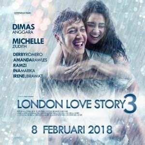 jadwal film london love story di cinere mall penayangan film london love story 3 diundur