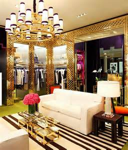 Gold Walk-In Closet