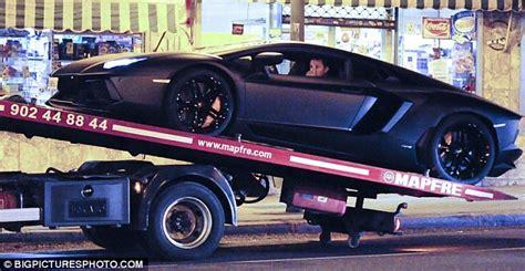 cr7 new car cristiano ronaldo s new lamborghini aventador