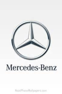 Mercede Logo Mercedes Logo Iphone 4 4s Wallpaper And Background