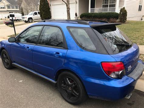 Subaru Impreza Wrx 2004 For Sale by 2004 Subaru Impreza Wrx For Sale 94 Used Cars From 2 000