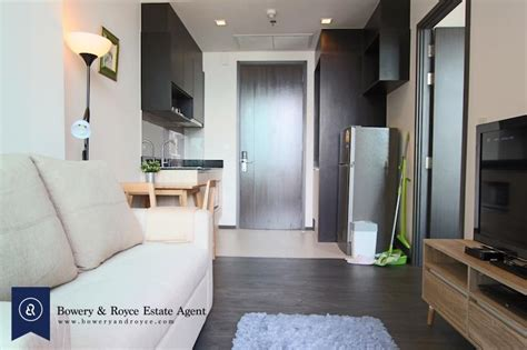 1 bedroom condo for rent lovely one bedroom condo for rent in asoke bowery and