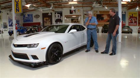 s garage worth leno examines the z 28 in his garage ls1tech