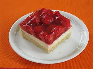 erdbeer vanillepudding kuchen erdbeerkuchen rezepte chefkoch de