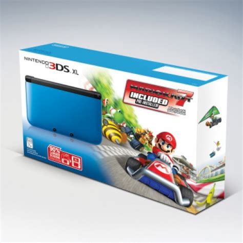 X 3ds Second mario kart 7 archives reactor
