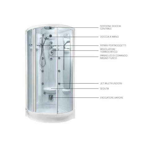 doccia sauna teuco box doccia teuco multifunzione bagno turco rubinetteria