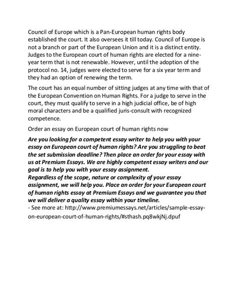 Essay About Civil Rights by Civil Rights Essay