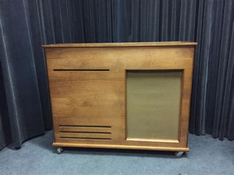 Hammond Tone Cabinet by Hammond Bc Organ W Leslie Tone Cabinet Modified Like A