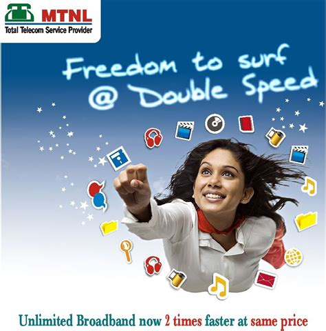 Mtnl Address Search Mtnl S Unlimited Broadband Faster Same Price