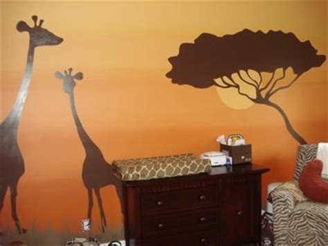 Nursery Decor South Africa Sweet Safari Baby Nurserytheme Bedding And Decor There Are So Many Unique Elements To