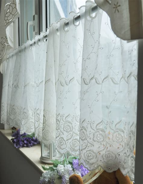 buy short curtains curtains ideas 187 short lace curtains inspiring pictures