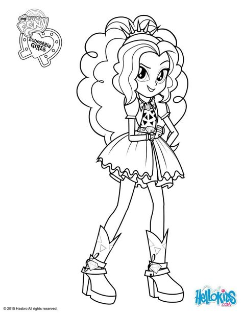 my little pony equestria girls coloring pages sunset