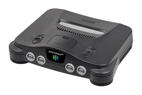 n64 console file nintendo 64 console fl jpg wikimedia commons