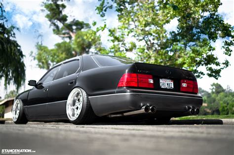 lexus ls400 modified image gallery ls400 slammed