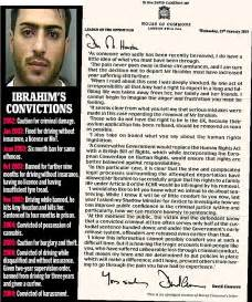 Letter Of Appeal For Seekers Asylum Seeker Aso Mohammed Ibrahim Who Let 12 Die Can Stay In Uk Daily Mail