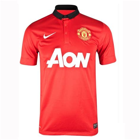 Jersey Manchester United Home nike manchester united home jersey 2013 14 sportitude