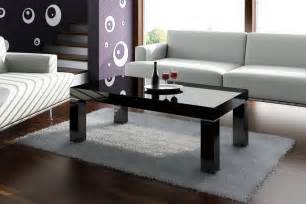 Coffee Table For Small Living Room Simple Modern Black Glass Coffee Table Designsm For Small Living Room Cdhoye