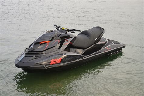 sea doo speed boat black edition sea doo speed machine boats
