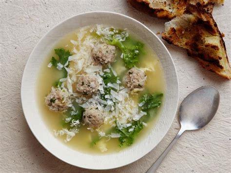 italian soup italian wedding soup recipe giada de laurentiis food network