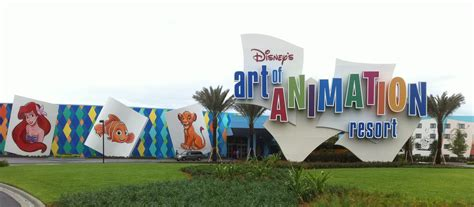 disney s art of animation resort suites review disney little mermaid rooms at art of animation not quot girly quot and