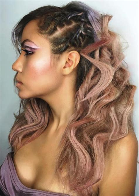 holiday hairstyles curly hair 51 pretty holiday hairstyles for every christmas outfit