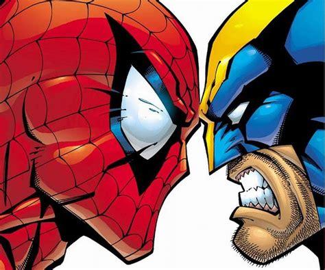 imagenes de wolverine vs superman spider man vs wolverine who would win youtube