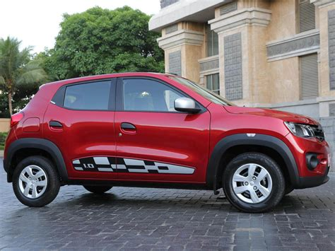 100 Renault Kwid Black Colour Launched India Made