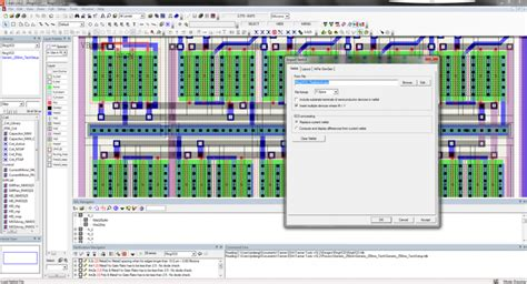 ic layout editor software tanner l edit ic innofour bv