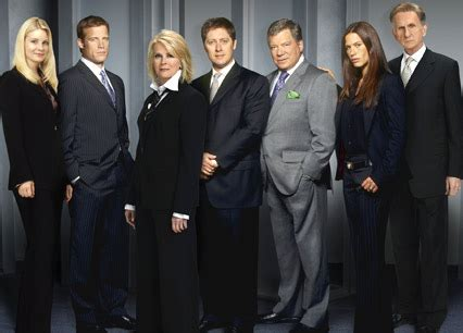 Boston Legal Cast   fan friction top 10 star trek actors i would have liked