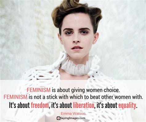 emma watson on feminism top 30 strong women quotes pictures sayingimages com