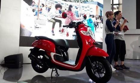 Sporty All New Scoopy Gry Honda Motor Otr Semarang honda luncurkan all new scoopy rp 17 8 juta uzone